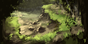 Forest by icejn