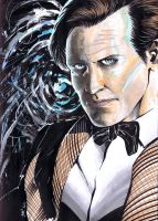 Doctor Who 11 by JulienHB