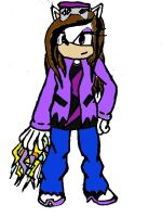 LexyHedgehog computer coloured by LexyHedgehog