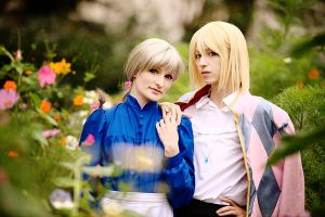 Howl's Moving Castle - Idyll by aco-rea