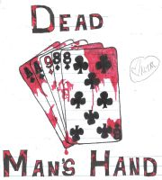 The Dead Mans Hand by MidnightsMisery