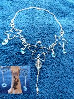 Zephyr's Necklace and Earrings by merelei