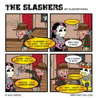 The Slashers 21 by crashdummie