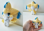 Jirachi by TheSmall-Stuff
