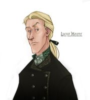 HP - Lucius Malfoy by the-evil-legacy