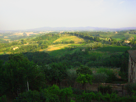 Tuscan Landscape II by huina
