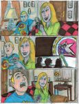 what web comic color test by AlanSchell
