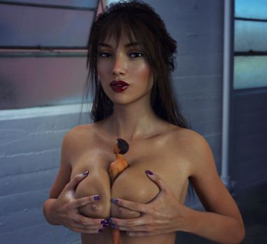 Breast Squish Beta by Flagg3D