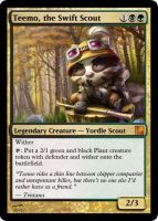 Teemo the Swift Scout by Swend