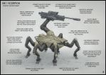Scorpion by jflaxman