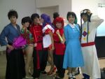 The Awesome Ranma Group 18 by Jarrahwhite