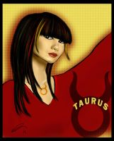 Astrology - Taurus by Lalla-Mira