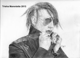 Marilyn Manson Born Villain by Acidic-Destruction