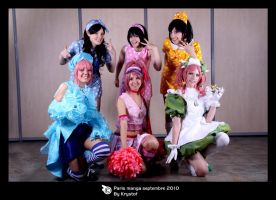 Shugo Chara X Buono by Bunnymoon-Cosplay