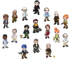 HL2 Chibiset by lethe-gray