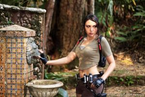 Tomb Raider Cosplay - The Lion by Yukilefay
