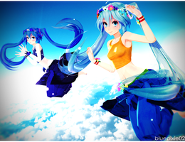 [MMD] .: Flowering :. by bluepixie02