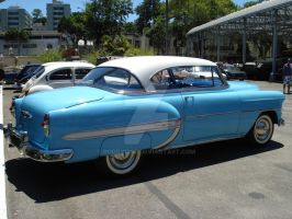 1953 Chevrolet Bel Air 2 by Roddy1990