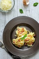 Carbonara by MirageGourmand