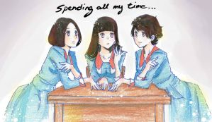 Spending all my Time - Perfume by meguchan91