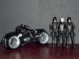 Tron - Legacy 'Small Figures' 2 by CyberDrone