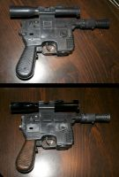 Toy Blaster Repaint by TimBakerFX