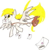 Derpy has an H and H gift for you by jv9ufxcy