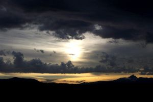 Sun Over Colorado by KnoxPhotography