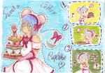 IP - Mision 3: Sweet Cake Cupcake by owosa