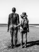 ooo...Nice to meet you, Mr Gormley. by cageytiger