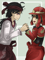 APH : Myanmar and Thailand by gemmingi