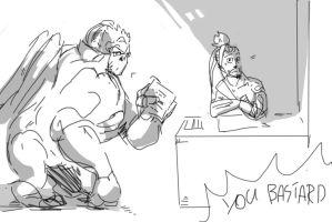 Overwatch animatic Gay or european by Dogrom