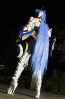 KOS-MOS - by Jade by DISC-Photography