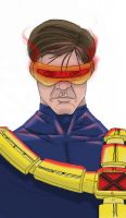 Cyclops Portrait by Bowsky