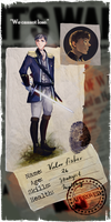 Revolitions - Valor Fisher by tanaw