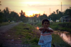Kampung Boy by OCMay