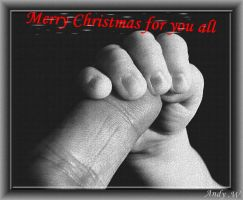 Merry Christmas for you all... by stock1-2-3