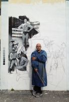THE MURAL by AbdonJRomero
