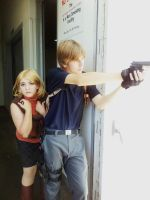 Cosplay: Stay Behind Me (RE4) by AngelicCosplay