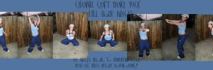 Channie Can't Dance Pack by HiddenYume-stock