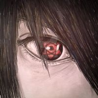 Real Mangekyou Sharingan by Amrinalc