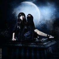 Daughter of Darkness by Inadesign