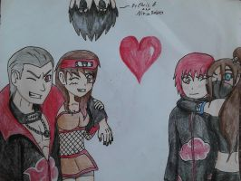 Request: OC's and Akatsuki! by NARUFRO93
