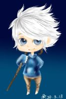 Jack frost by RooseveltFrost