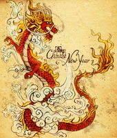 happy chinese new year! by vivsters
