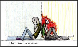 -I dont love you anymore- by febe