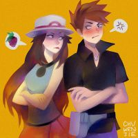 PKMN Rivals by chuwenjie