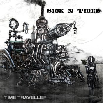 Time-Traveller by LinestyleArtwork