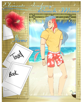 ea- beach event by bakugou