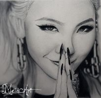 Cl  (crush) by meidamelina